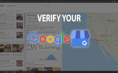 Verify Your Business Listings in Google My Business (Google Maps) ASAP