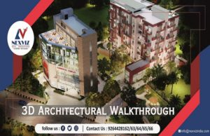 3D Architectural Walkthrough Services in Patna